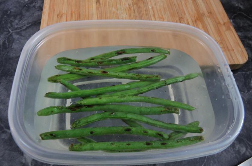 Sichuan Dry-Fried Green Beans 3