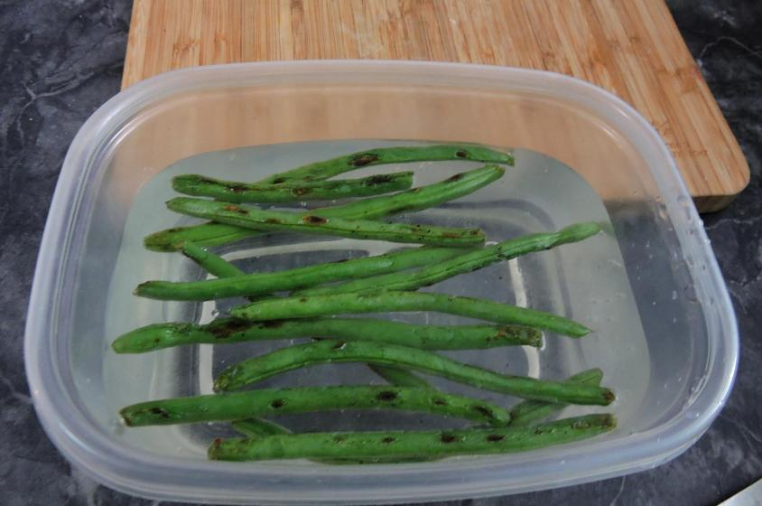Sichuan Dry-Fried Green Beans 3