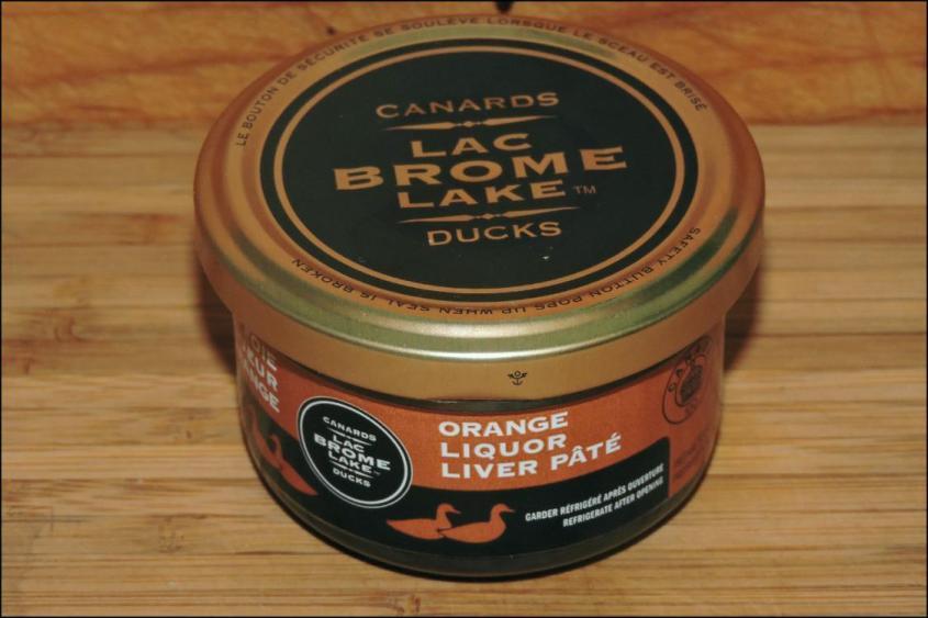 Brome Lake Duck Pate 1