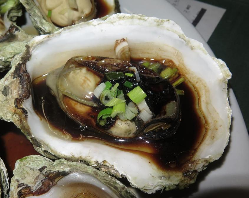 Steamed Oysters 2