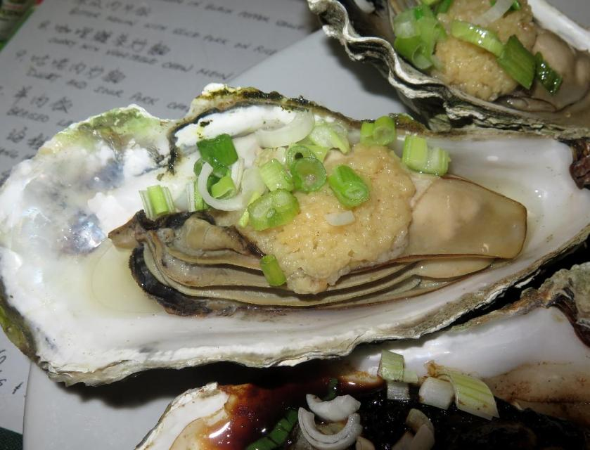 Steamed Oysters 3