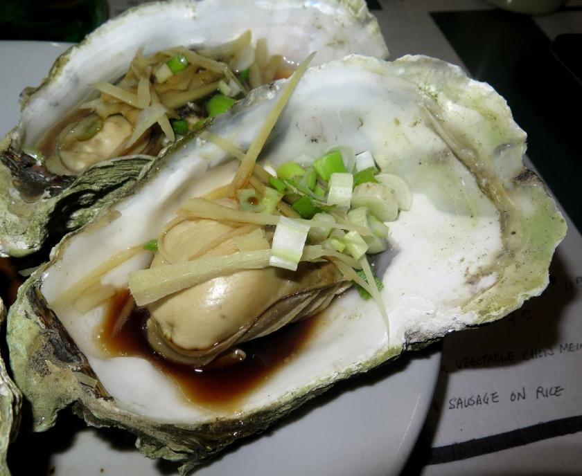 Steamed Oysters 4