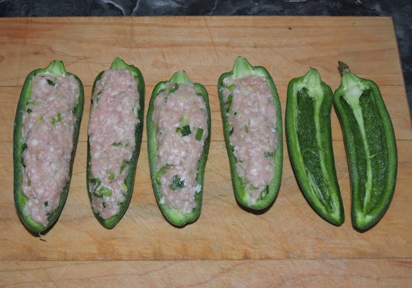 Stuffed Jalapeño Peppers 3