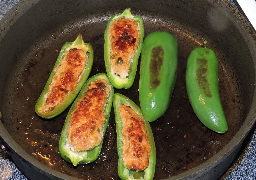 Stuffed Jalapeño Peppers 5