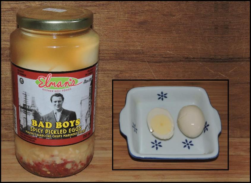 Bad Boys Eggs