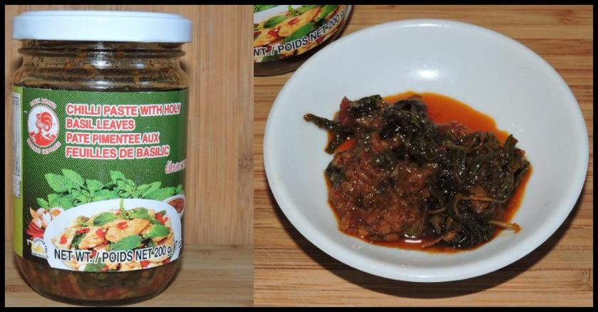 Thai Chili Basil Paste 1