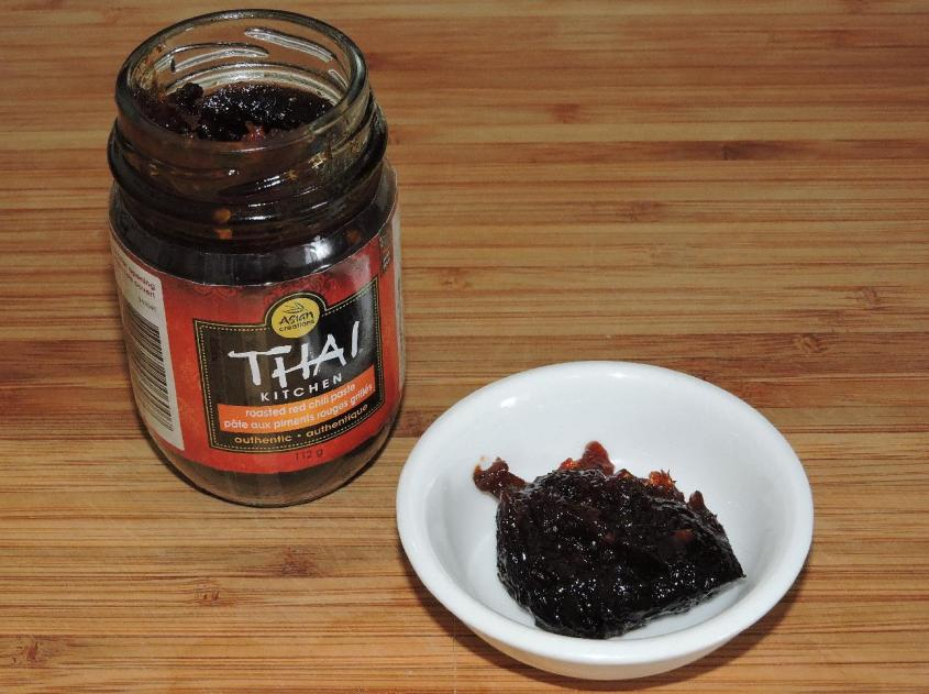 Thai Roasted Chili Paste 1
