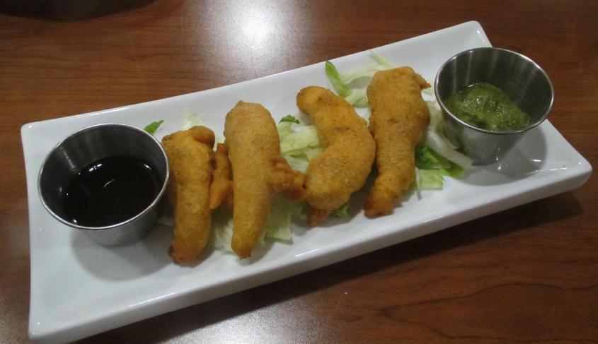 Pakora Shrimp