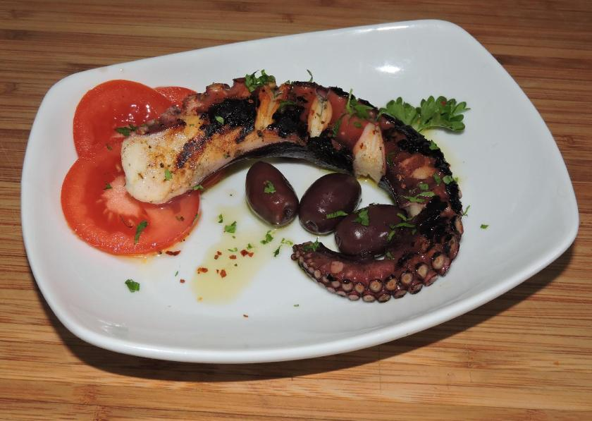 Grilled Octopus 1
