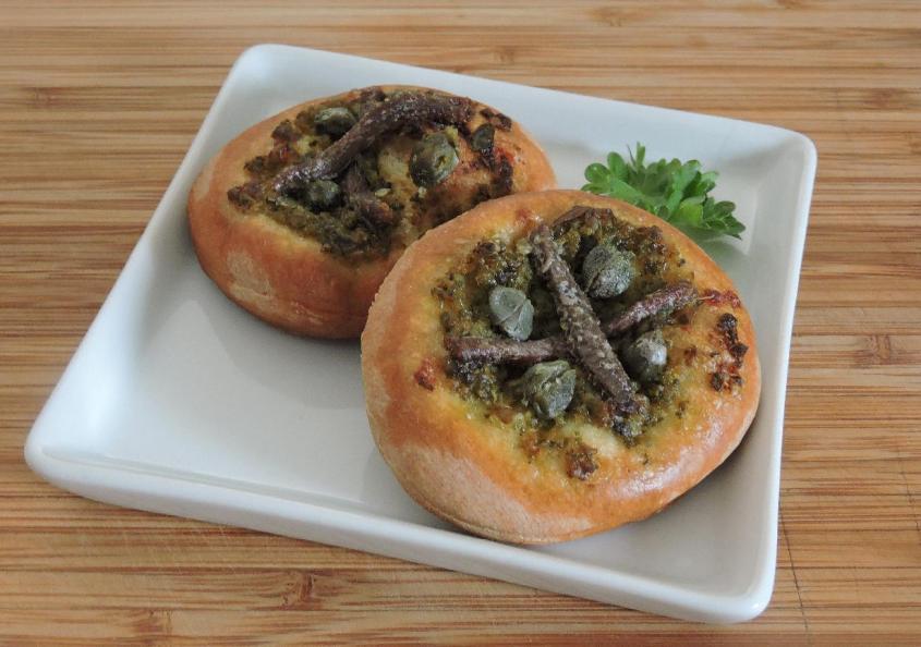 Pesto Bites 1