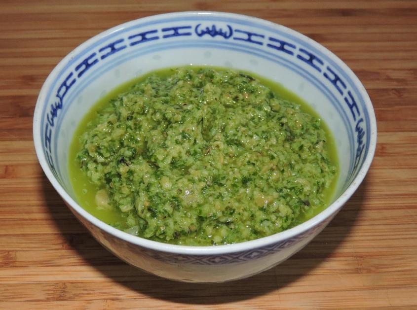 Pesto Piccante 1