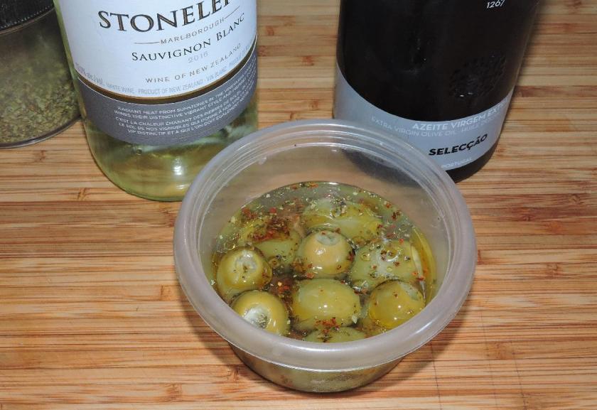 Lemon-Stuffed Olives 3