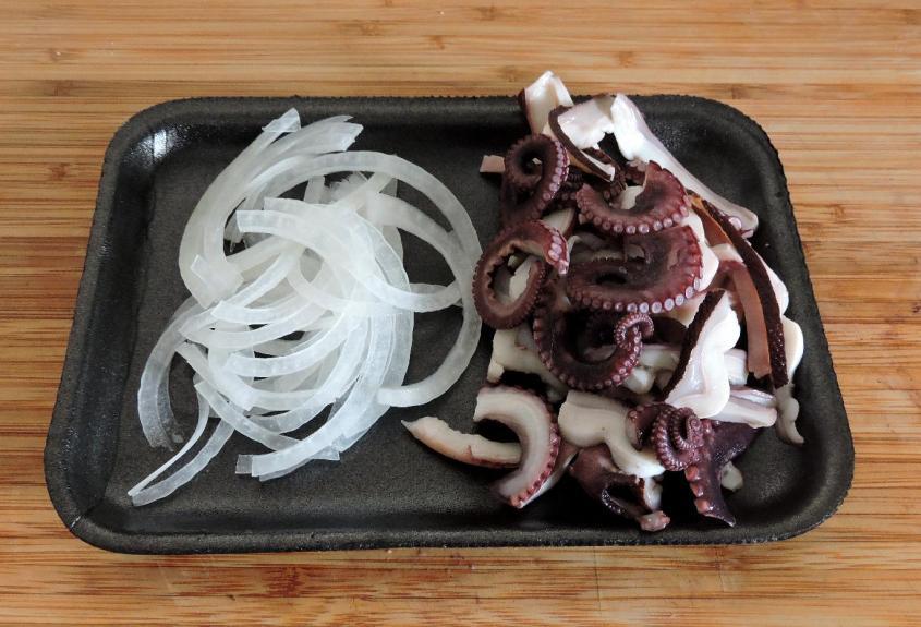 Octopus Banchan 2