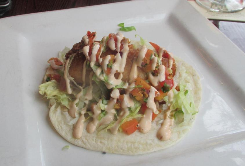 Highlander Fish Tacos