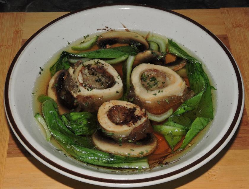 Marrowbone Soup 1