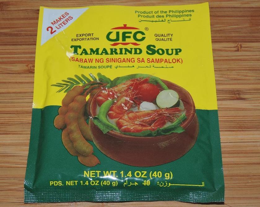 Tamarind Soup Mix 1