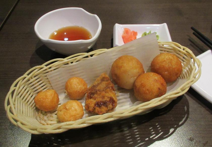 JR Japanese Fried Things