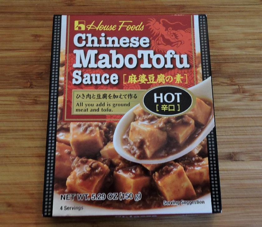 Ma-Po Tofu Sauce Mix 1