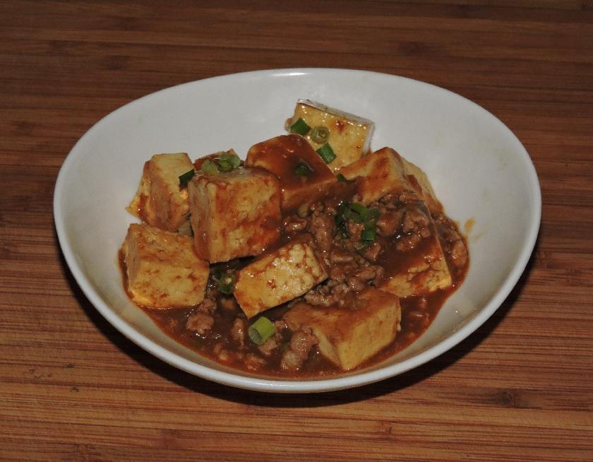 Ma-Po Tofu Sauce Mix 5