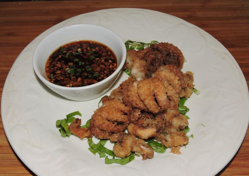 Deep-Fried Baby Octopus II 1