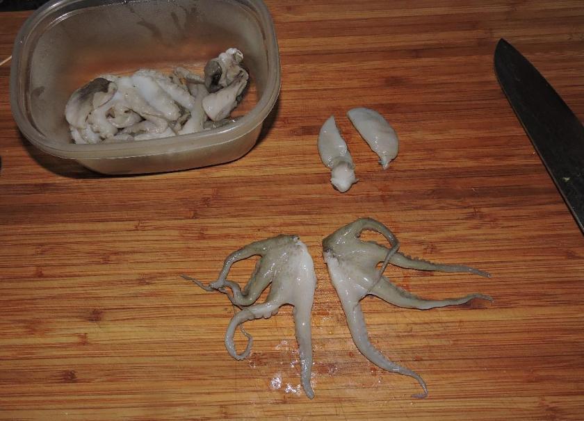 Deep-Fried Baby Octopus II 2