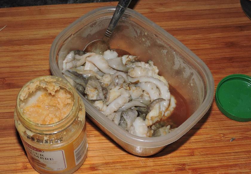 Deep-Fried Baby Octopus II 3