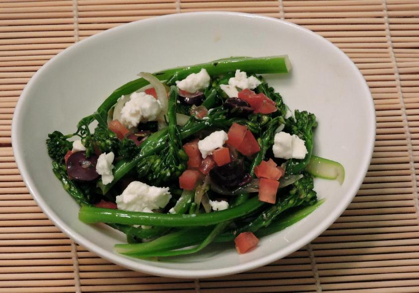 Broccolini Salad 1