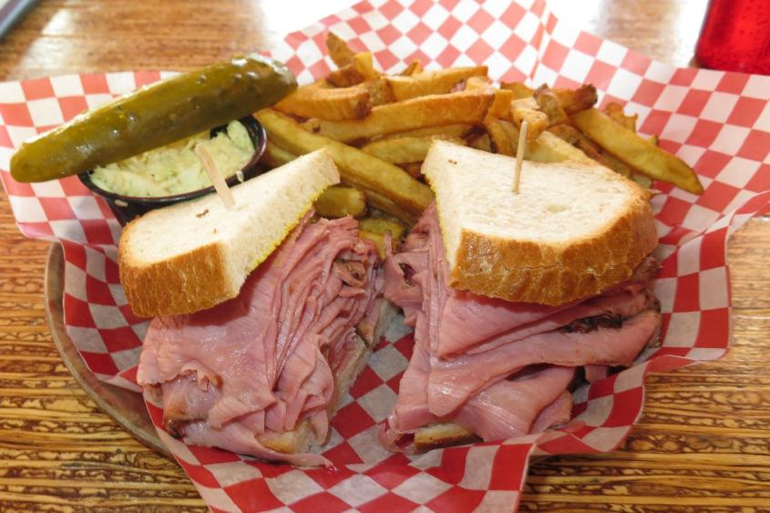 Dunn's Smoked Meat 1