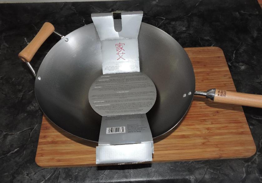 joyce chen wok 1