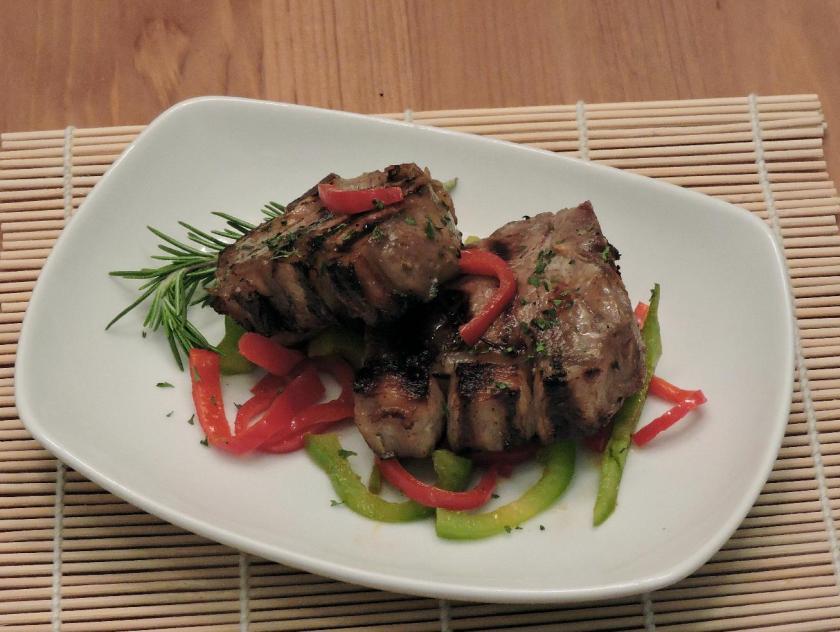 Lamb Chop Tapas 1