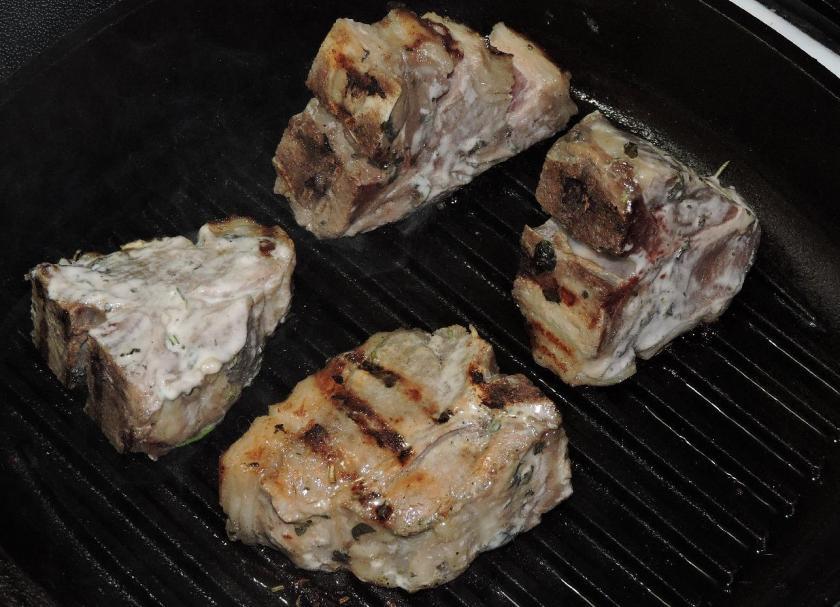 Lamb Chop Tapas 5