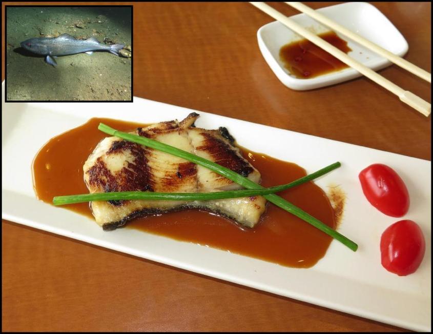 Wasabi Black Cod