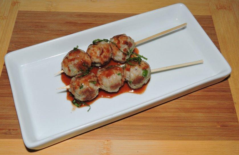 Shrimp and Pork Balls 5