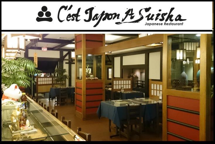 C'est Japon a Suisha 1